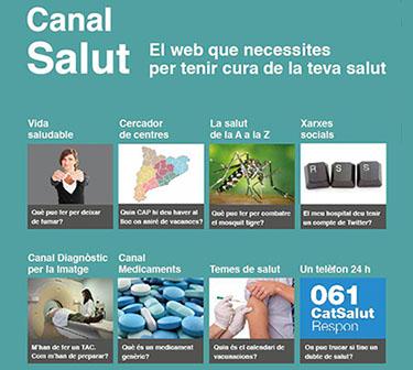 Canalsalut Banner